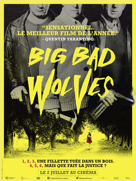 Big Bad Wolves ddl