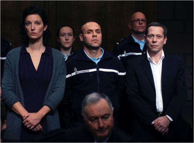 La Chambre Bleue : Photo Mathieu Amalric, Stéphanie Cléau