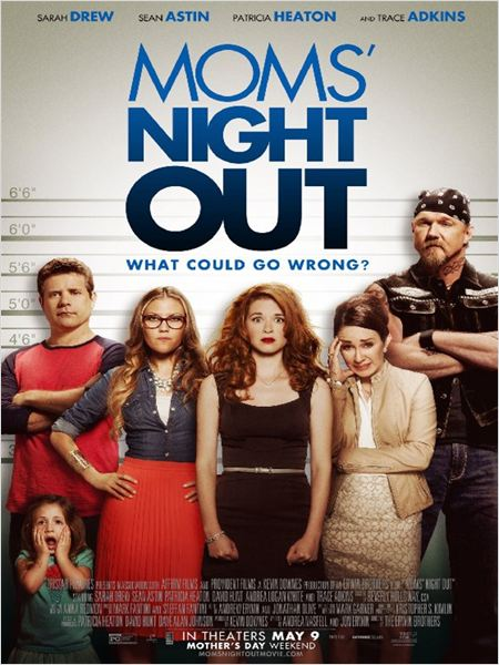 Mom's Night Out [BDRip] [MULTI]