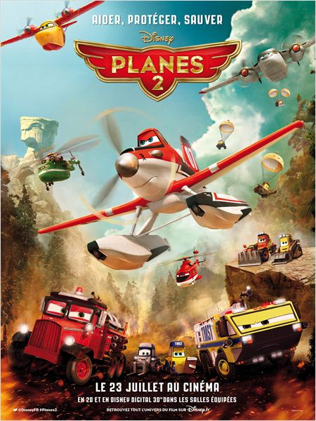 Telecharger Planes 2 FRENCH BDRIP Gratuitement