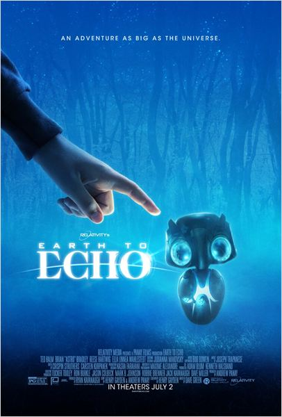 Earth to Echo (2014) en français