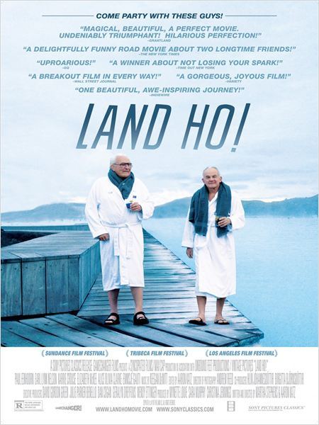 Land Ho! [DVDRiP] [MULTI]