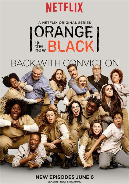 Orange Is the New Black : saison 2