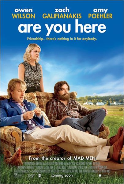 Telecharger Are You Here FRENCH DVDRIP Gratuitement