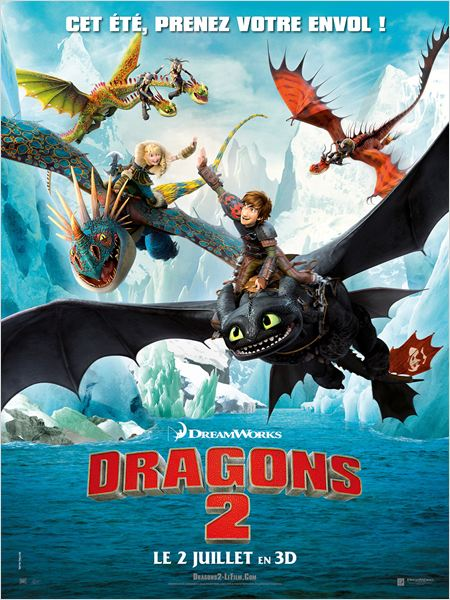 Telecharger Dragons 2 FRENCH BDRIP Gratuitement