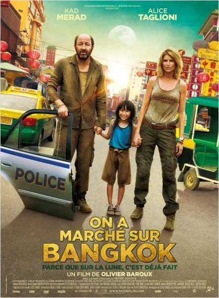 On a marché sur Bangkok [DVDRiP] [MULTI]