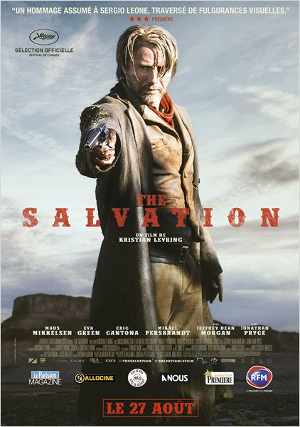 The Salvation [BRRiP] [MULTI]