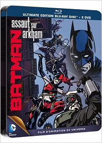 Batman: Assault on Arkham (2014) en français