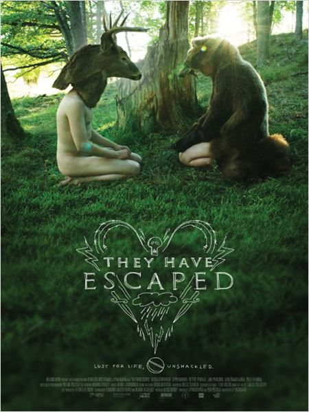 They Have Escaped [DVDRiP] [MULTI]