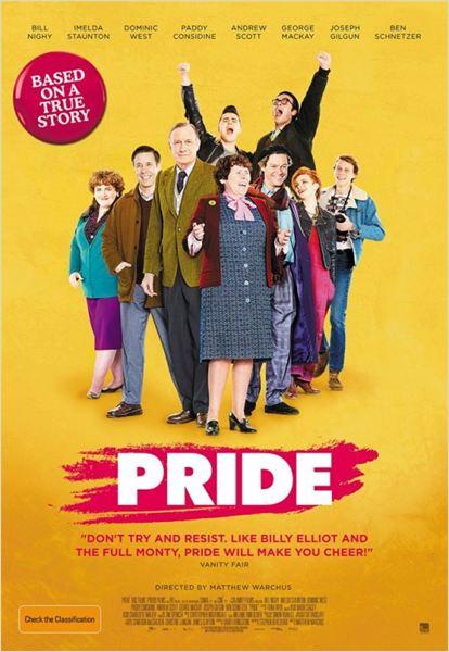 Pride : Affiche