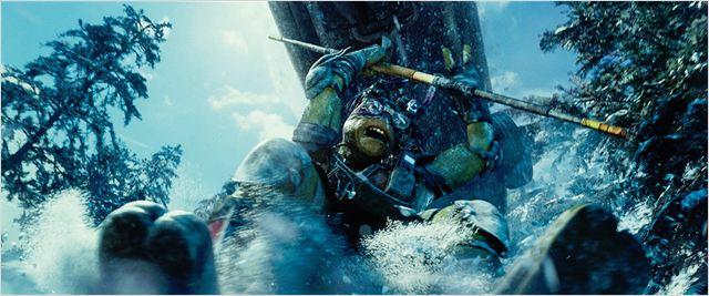 Ninja Turtles : Photo