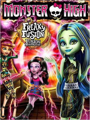 Monster High : Fusion monstrueuse [BDRip] [MULTI]