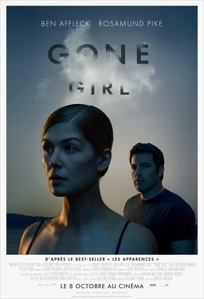 Telecharger  Gone Girl  TRUEFRENCH DVDRIP MD Gratuitement