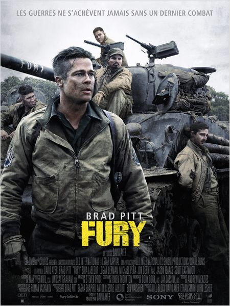 Fury [DVDRiP] [TRUEFRENCH]