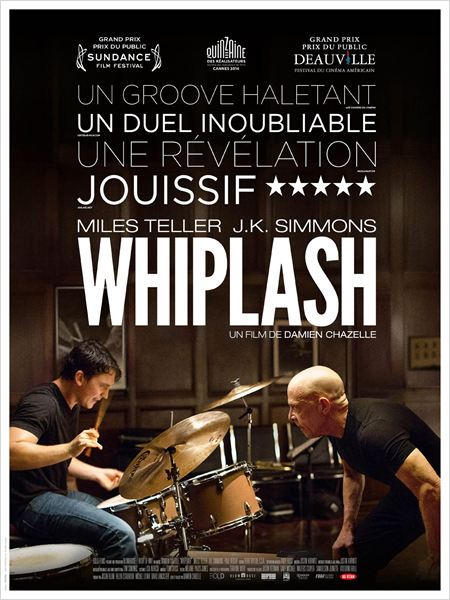 WHIPLASH en streaming