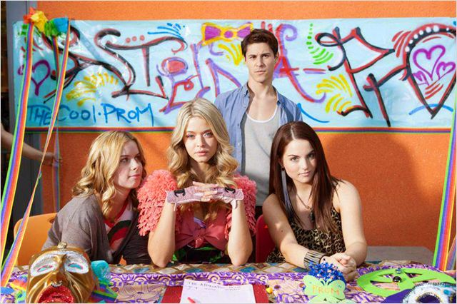 G.B.F. : Photo Jessie Ennis, Joanna Levesque, Michael J. Willett, Sasha Pieterse