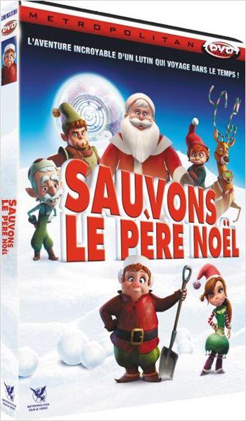 Sauvons le Père Noël [DVDRiP] [MULTI]