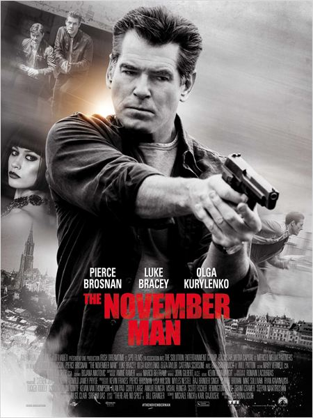The November Man en streaming uptobox