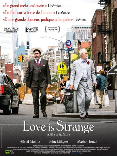 TELECHARGER Love is Strange VOSTFR DVDRip STREAMING