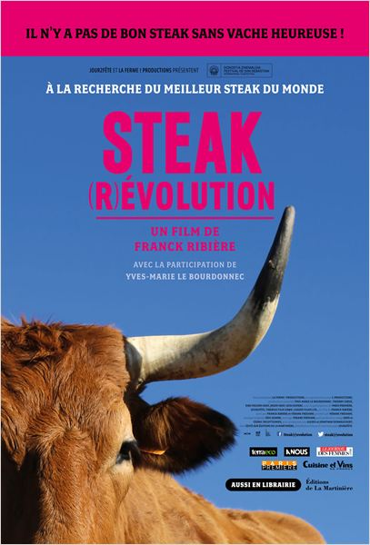 Steak (R)évolution : Affiche