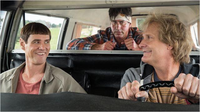 Dumb & Dumber De : Photo Jeff Daniels, Jim Carrey, Rob Riggle