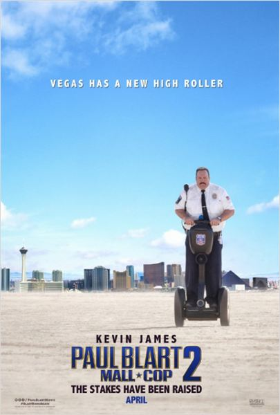 Paul Blart: Mall Cop 2    FRENCH | BDRIP