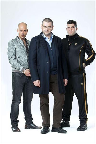 Photo Fortunato Cerlino, Marco D'Amore, Salvatore Esposito