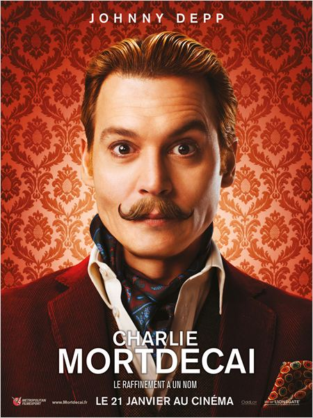 Charlie Mortdecai   TRUEFRENCH | HDRIP MD
