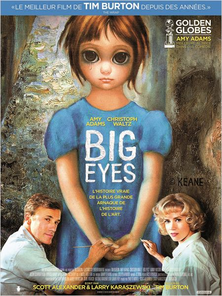 Big Eyes FRENCH | BDRIP