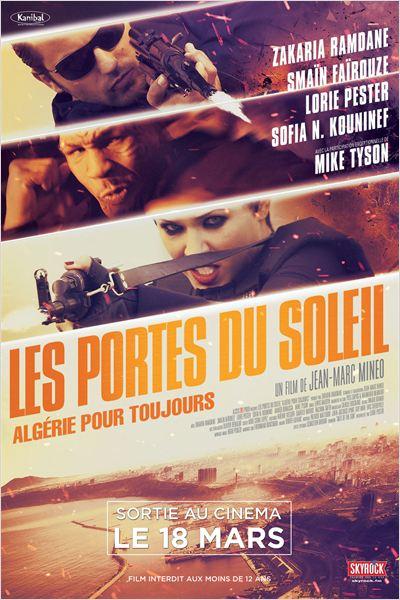 Les Portes du soleil – Algérie pour toujours [DVDRiP] [FRENCH]