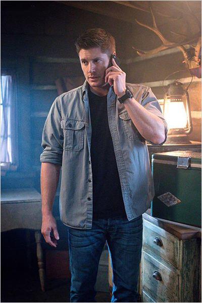 Photo de jensen ackles dans la s rie supernatural photo 133 sur 581 allocin - Jensen ackles taille ...