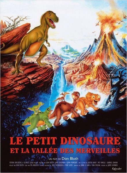 Le Petit dinosaure et la vallée des merveilles : Affiche