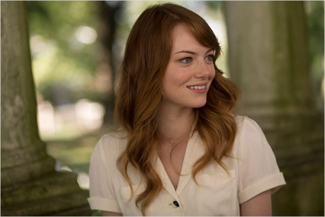 L'Homme irrationnel - Emma Stone