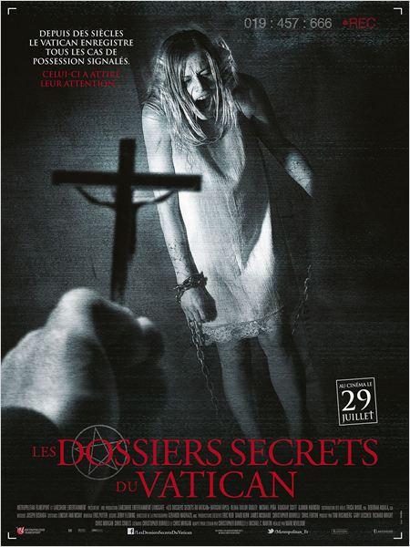 Les Dossiers secrets du Vatican ddl