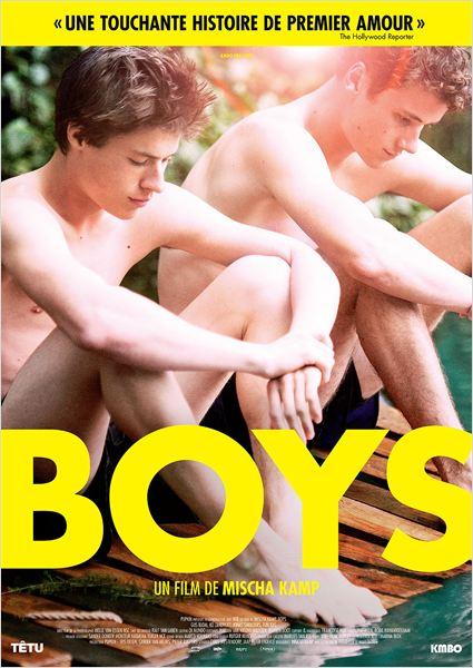Boys : Affiche