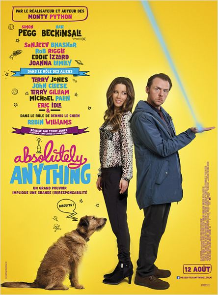Absolutely Anything ddl