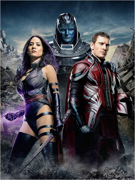 X-Men: Apocalypse streamizvf.net