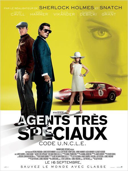 Agents très spéciaux - Code U.N.C.L.E ddl