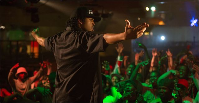 N.W.A - Straight Outta Compton : Photo O'Shea Jackson Jr.