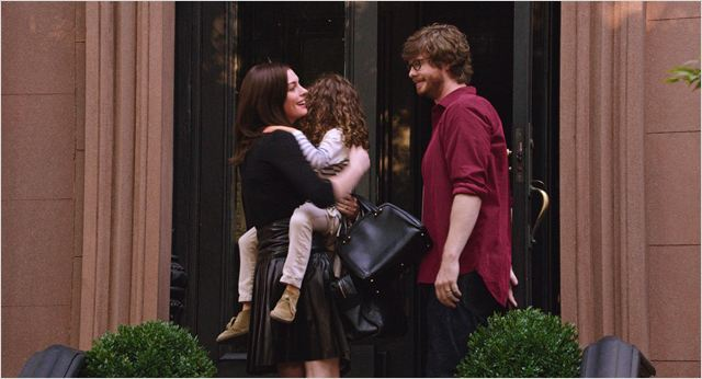 Le Nouveau stagiaire : Photo Anders Holm, Anne Hathaway