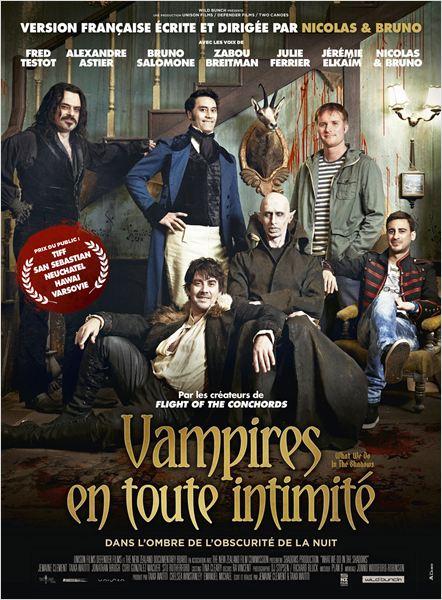 Vampires en toute intimité ddl