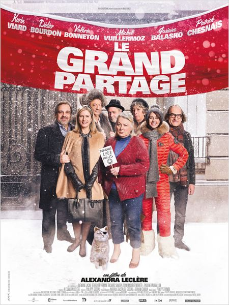 Le Grand partage [DVDRiP] [FRENCH]
