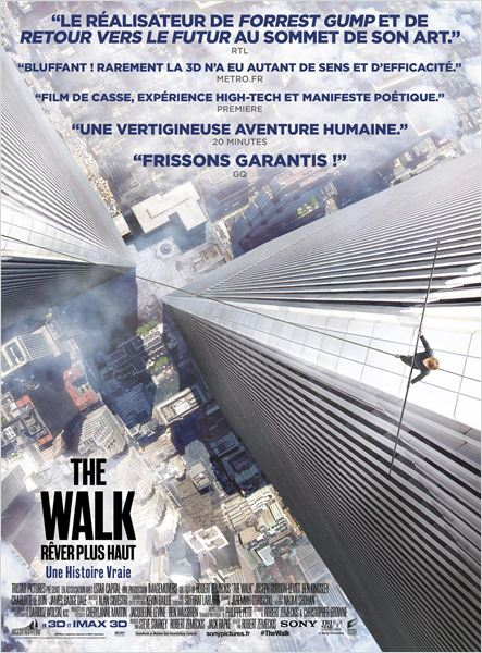 The Walk ? Rêver Plus Haut ddl