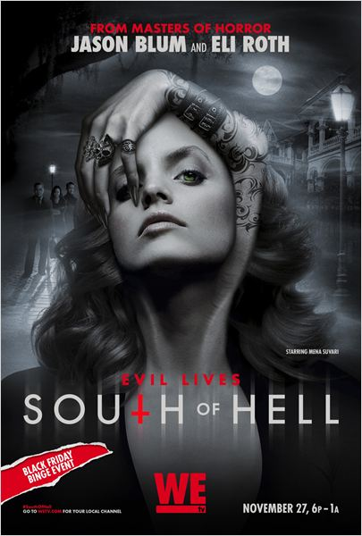 South of Hell : Affiche