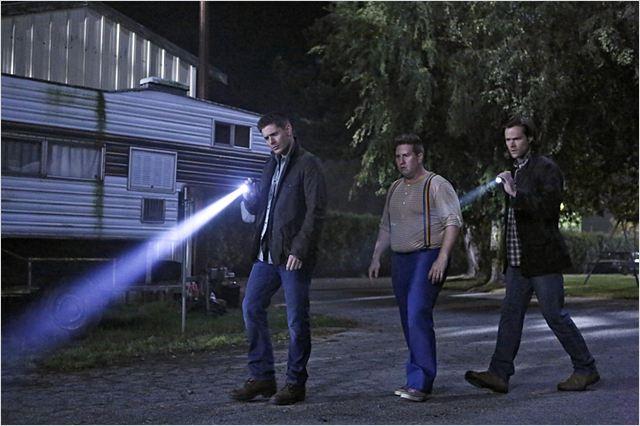 Photo de jensen ackles dans la s rie supernatural photo 78 sur 581 allocin - Jensen ackles taille ...