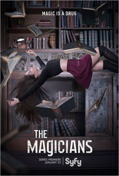 The Magicians SAISON 1 FRENCH