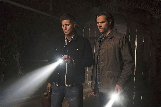 Supernatural photo de jared padalecki et jensen ackles 248 sur 1 323 allocine - Jensen ackles taille ...