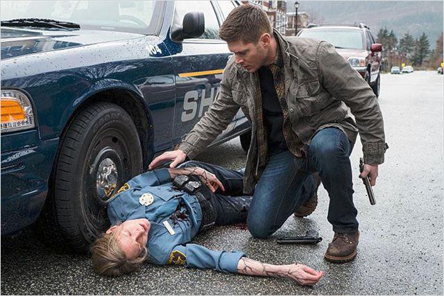 Supernatural photo de jensen ackles et sonja bennett 220 sur 1 315 allocine - Jensen ackles taille ...