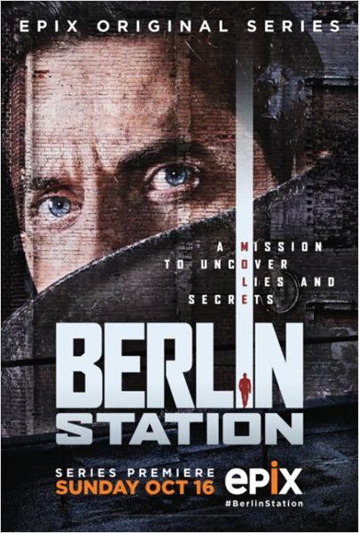 Berlin Station Saison 01 VOSTFR