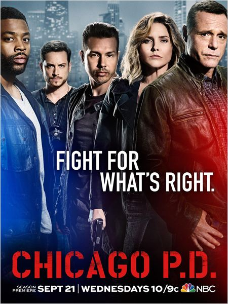 Chicago PD saison 4 en vo / vostfr (Episode 14 VOSTFR/??)